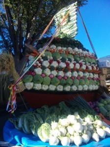 名物 地元野菜の宝船