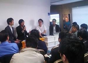 0412オープンデモクラシー研修会~ICTを利活用した新次元の民主主義の在り方を考える@サンクチュアリ出版